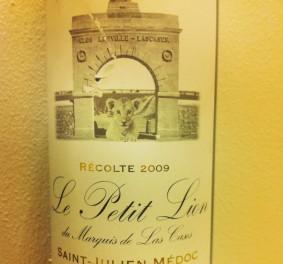 Un vin célèbre, le vin Saint Julien