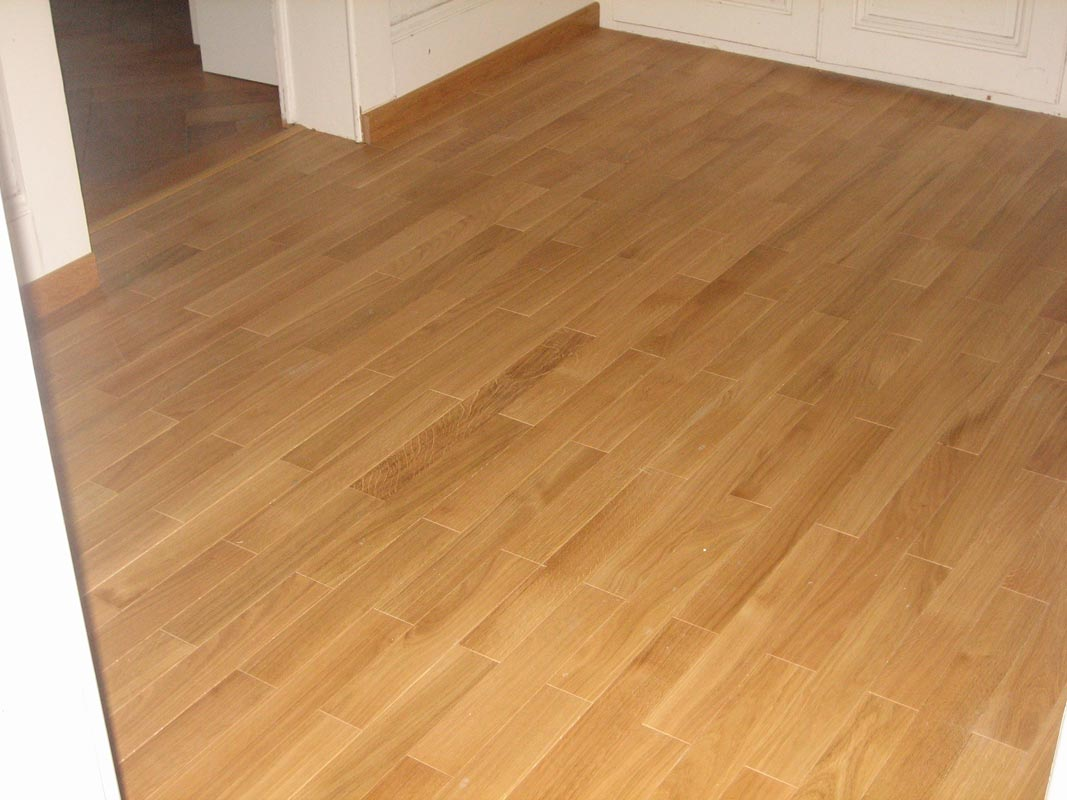 Comment pose du parquet for Poser du parquet pvc